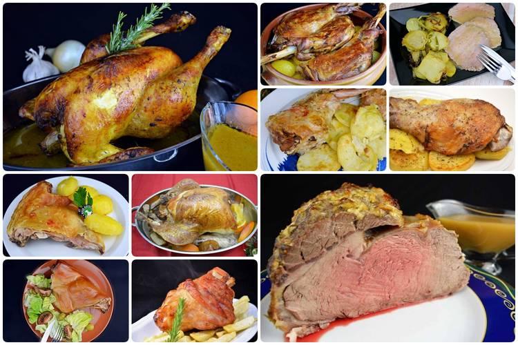 16 recetas de carne para los menús de Navidad