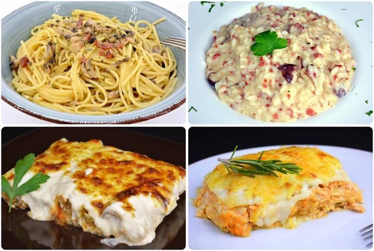 20 recetas de cocina italiana, pasión por la pasta