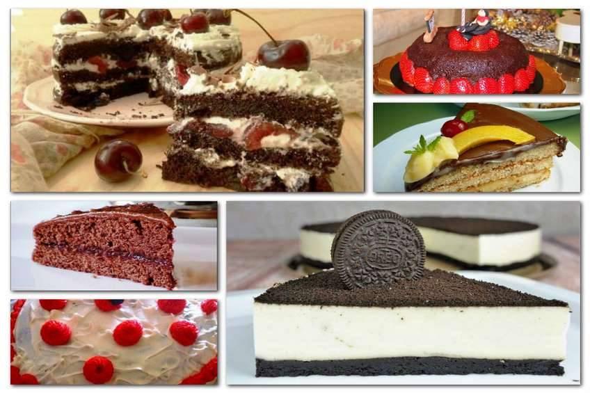 6 tartas de chocolate para todos los gustos