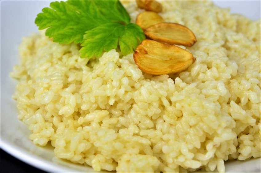 Arroz blanco perfecto
