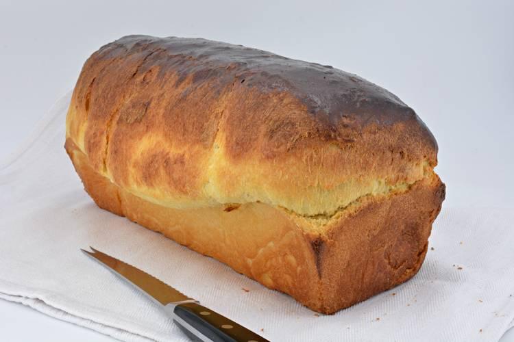 Brioche casero, receta de pan dulce tierno y esponjoso