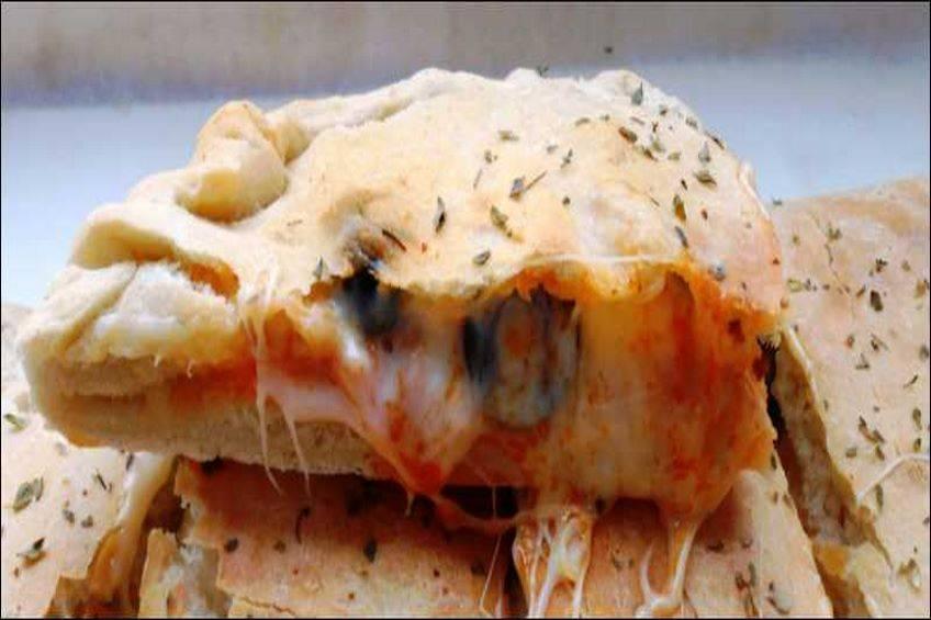 Calzone, la empanada italiana