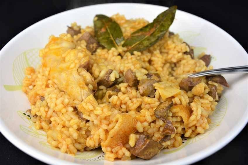 Chanfaina, receta casera
