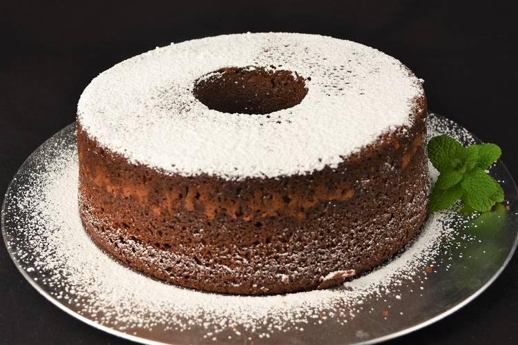 Cómo hacer bizcocho de chocolate y yogur griego
