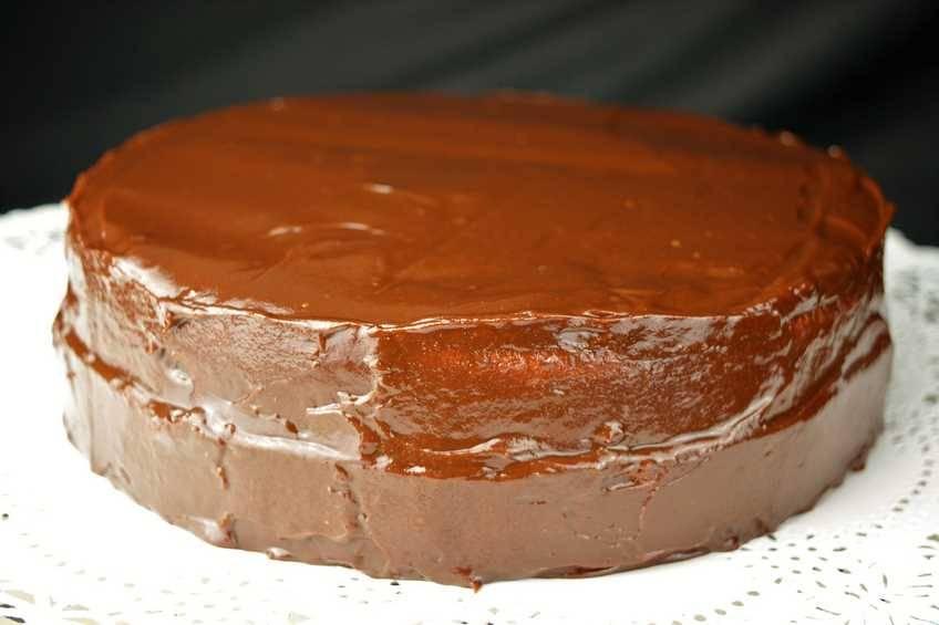 Cómo hacer ganaché de chocolate