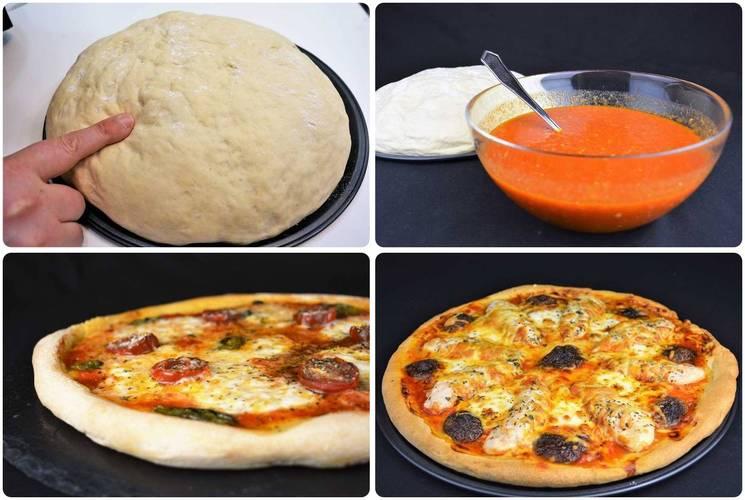 Como hacer la mejor pizza casera