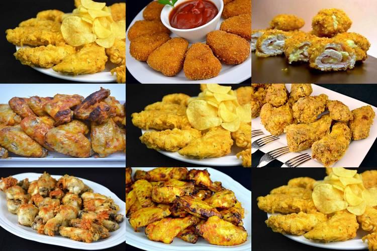 Como hacer pollo frito muy crujiente 8 recetas caseras