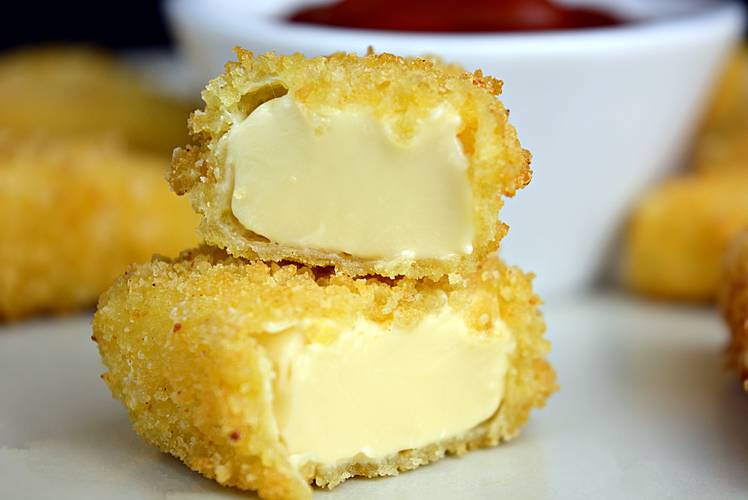Cómo hacer queso frito