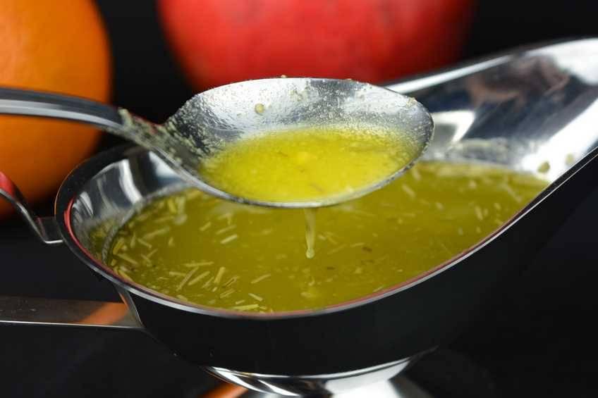 Cómo hacer salsa vinagreta