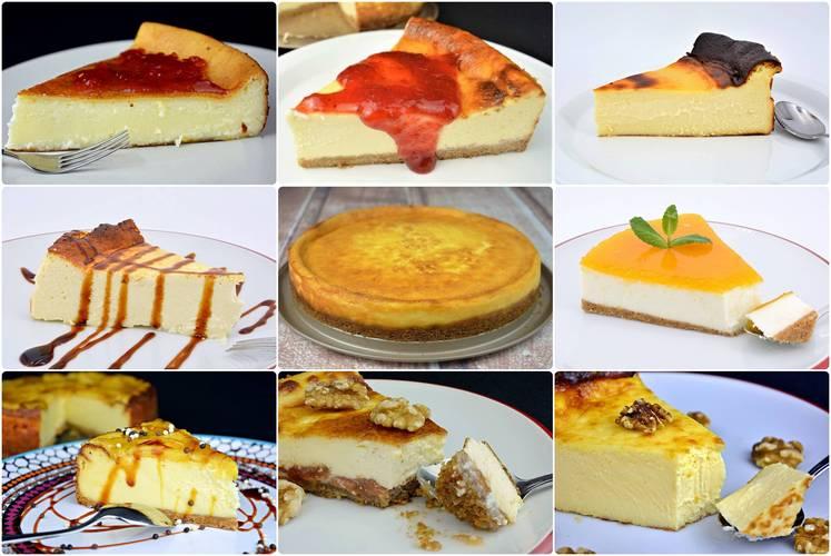 Como hacer tarta de queso, las mejores tartas de mi recetario