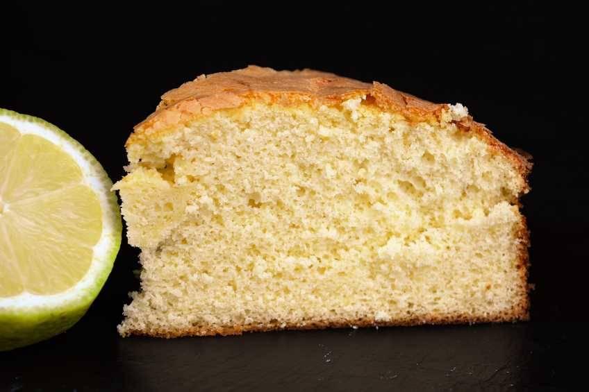 Cómo hacer un bizcocho de limón esponjoso