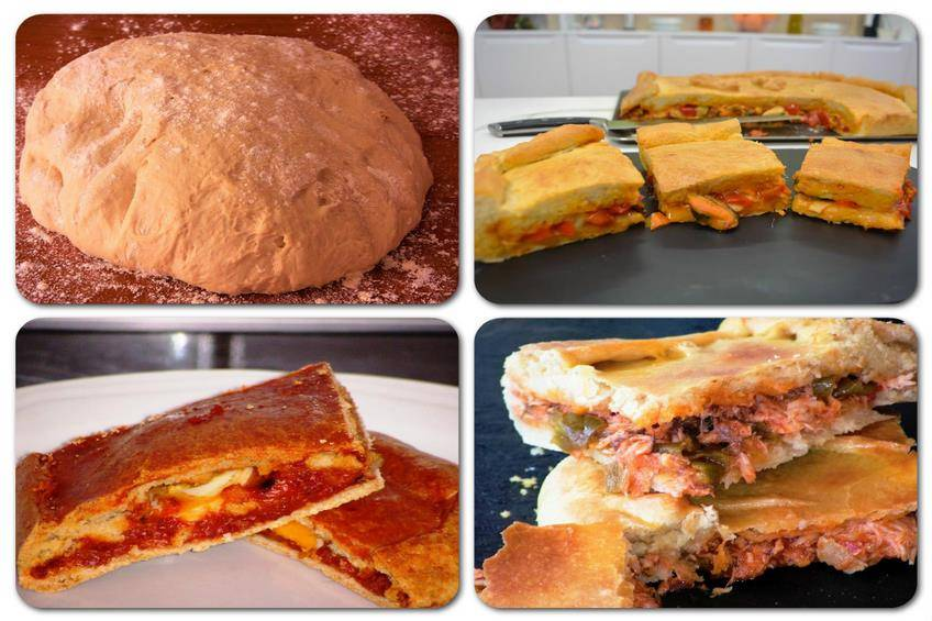 Como hacer una empanada casera con receta de la masa
