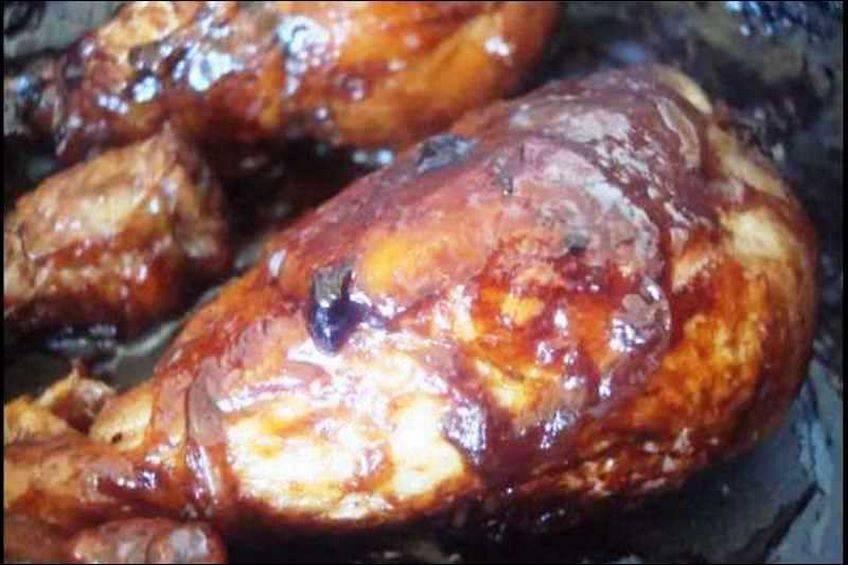 Concurso de recetas de pollo, primer y segundo puesto