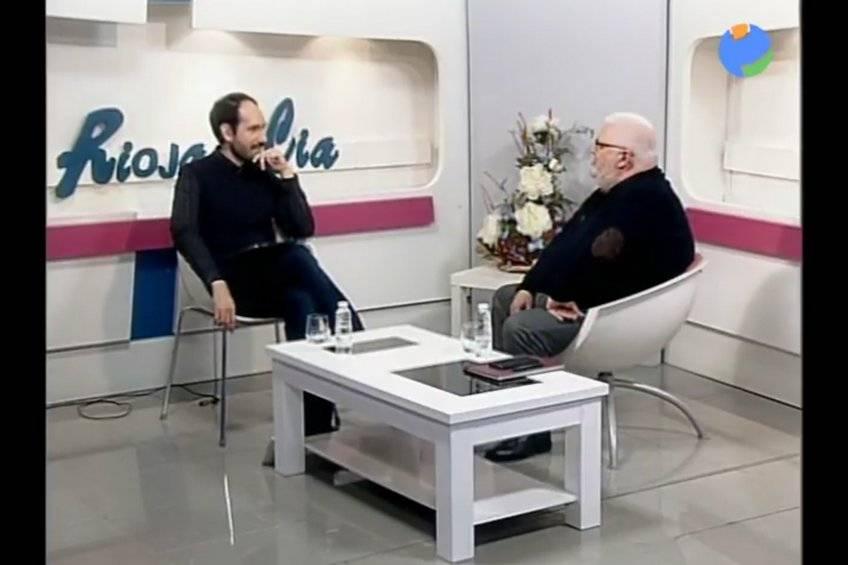 Entrevista en Popular TV La Rioja