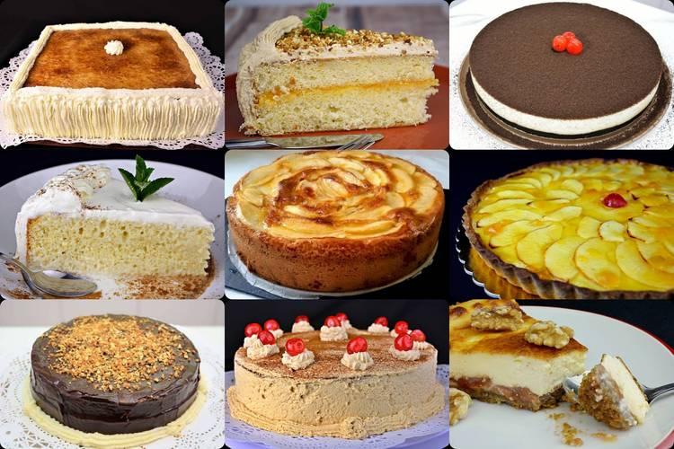 Las mejores tartas para el día de la madre