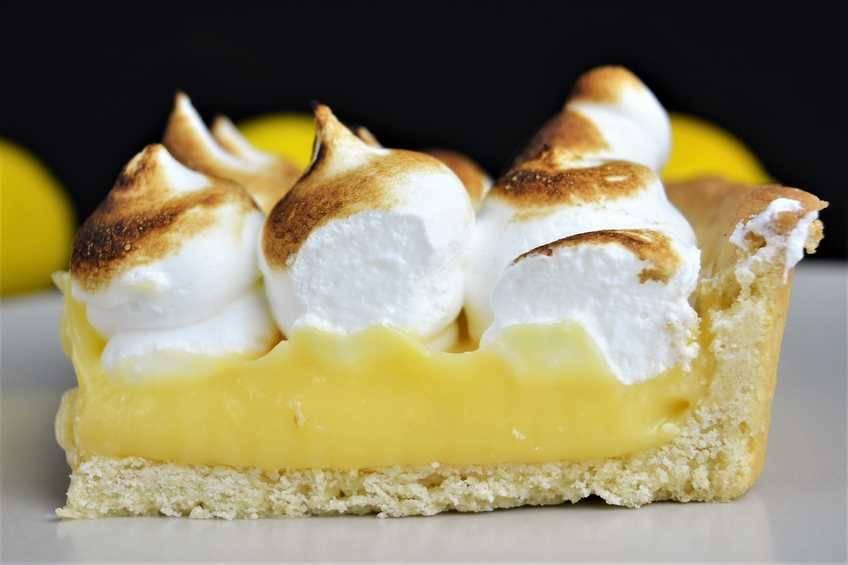Lemon pie, mi receta casera