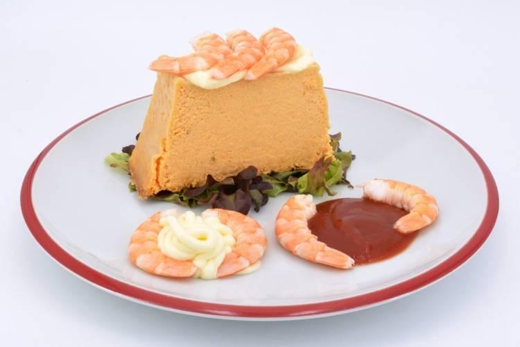 Pastel de pescado, receta fácil y rápida
