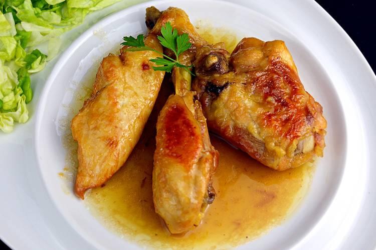 Receta de pollo agridulce con cerveza