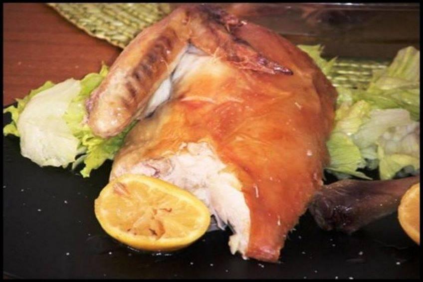 Receta de pollo asado con variantes