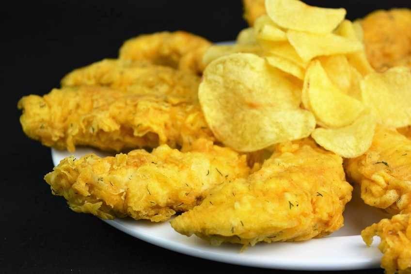 Como hacer pollo KFC, pollo frito muy crujiente