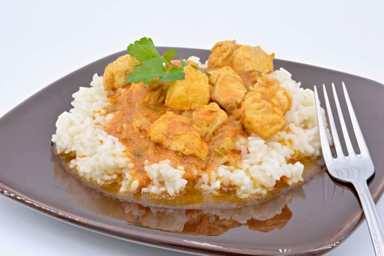 Pollo Tikka Masala en Mycook Touch