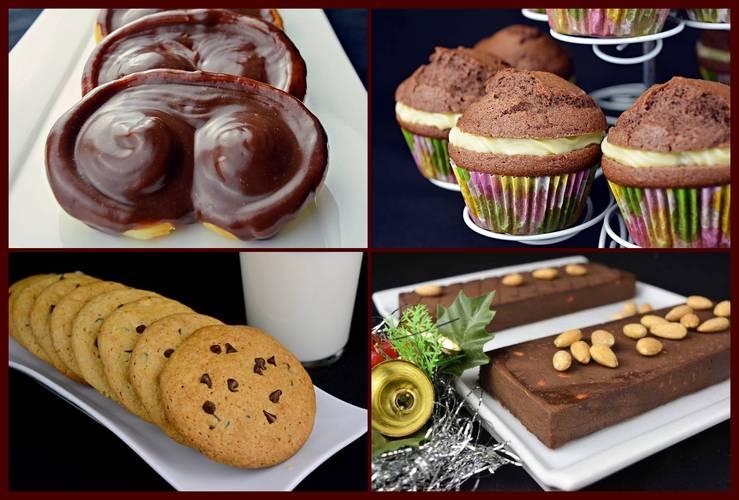Postres con chocolate muy fáciles para hacer en casa