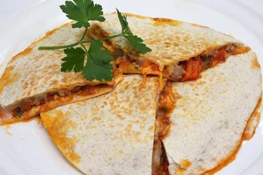 Quesadillas mexicanas a mi estilo