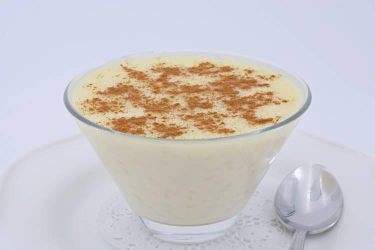 Receta de arroz con leche al estilo asturiano