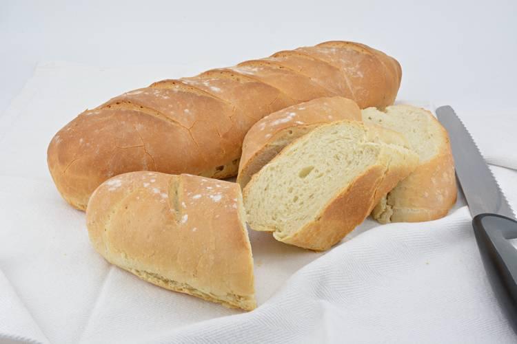 Receta de pan casero al aroma de romero