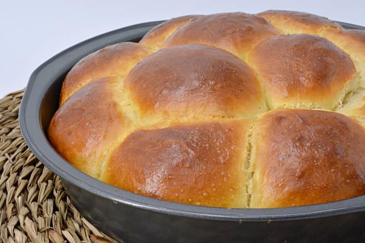 Receta de pan de leche blandito y delicioso