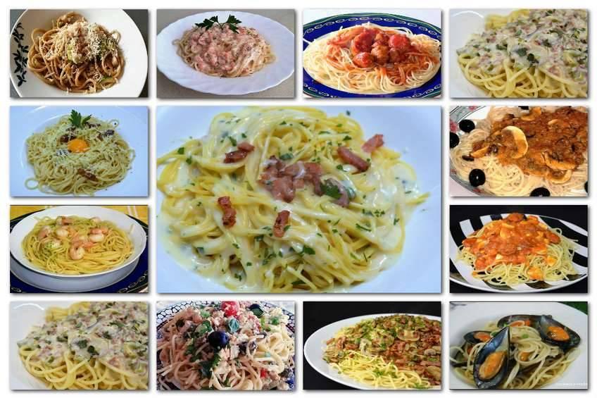 Que puedo hacer mañana para comer 12 recetas de espaguetis para elegir