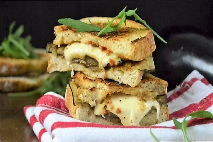 Recetas de sándwiches caseros