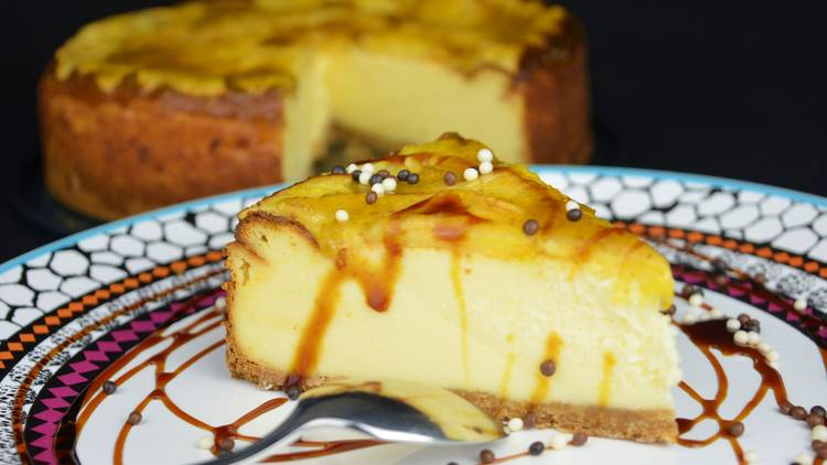 Las mejores tartas de queso de Javier Romero