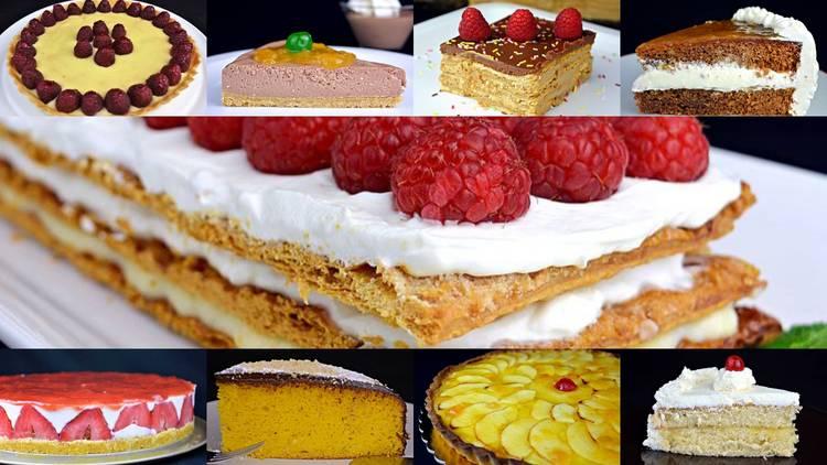 Recetas de tarta para cumpleaños