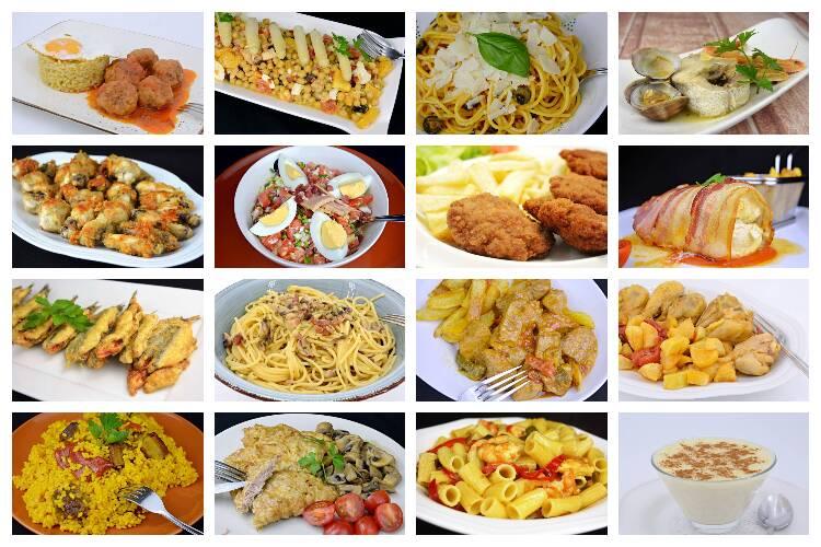 Recetas económicas para el menú de toda la semana