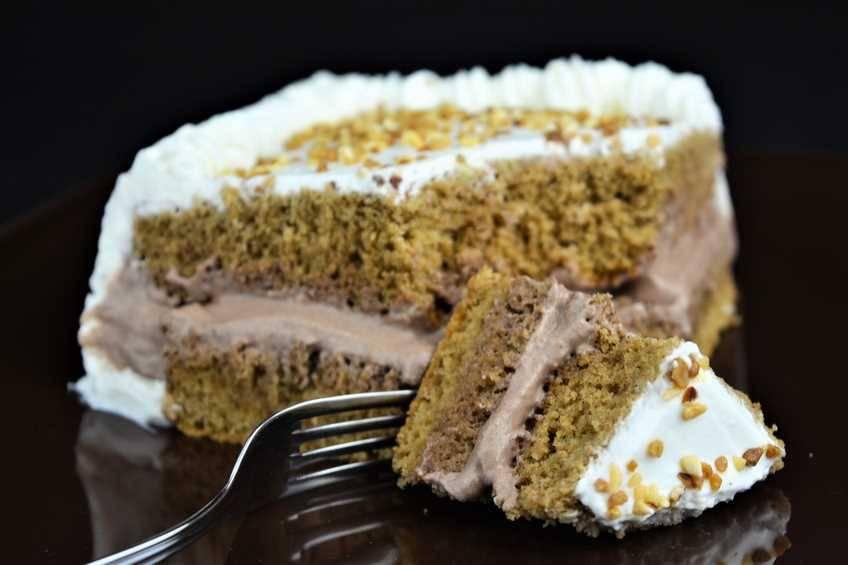 Tarta Capuccino, receta casera