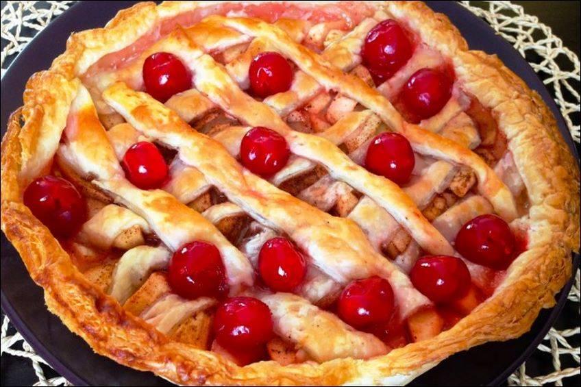Tarta de manzana express