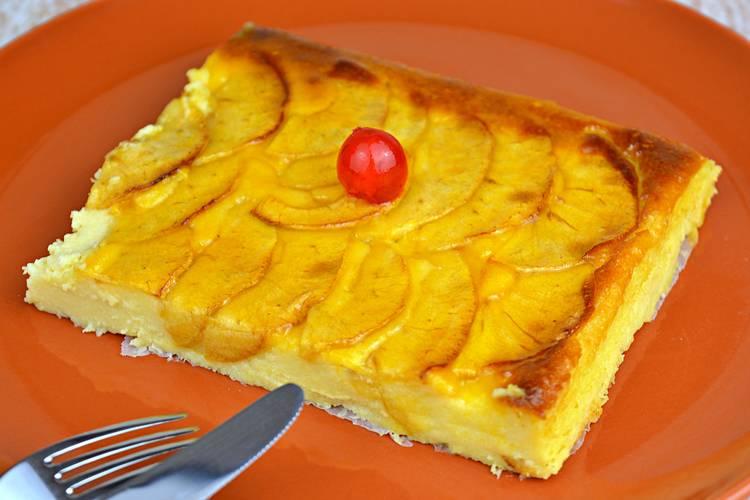 Tarta de manzana, la más fácil del mundo