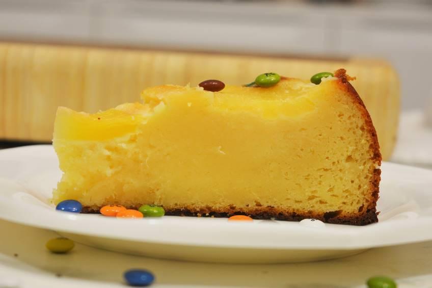 Tarta de piña, la más fácil del mundo