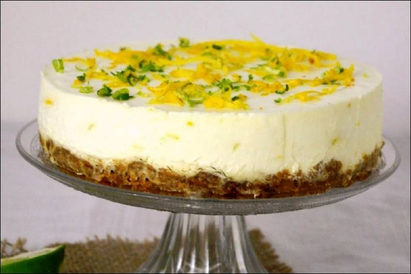 Tarta de queso casera, 5 ejemplos