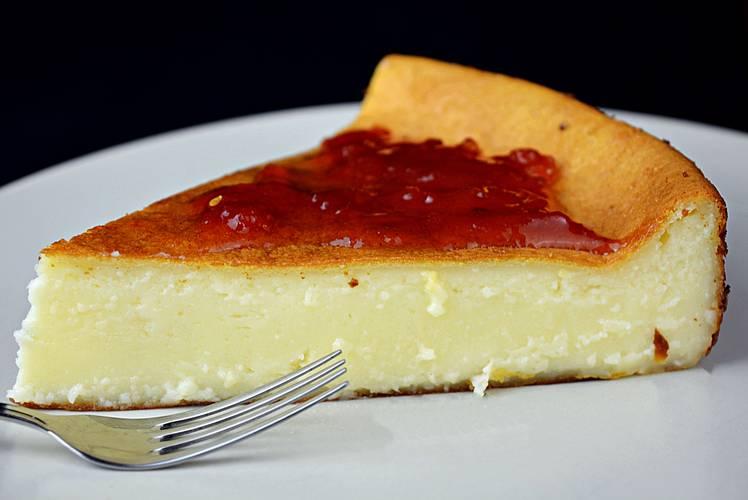 Tarta de queso casera, la mas fácil del mundo