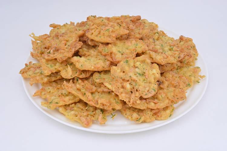 Tortillitas de camarones, tapa clásica andaluza