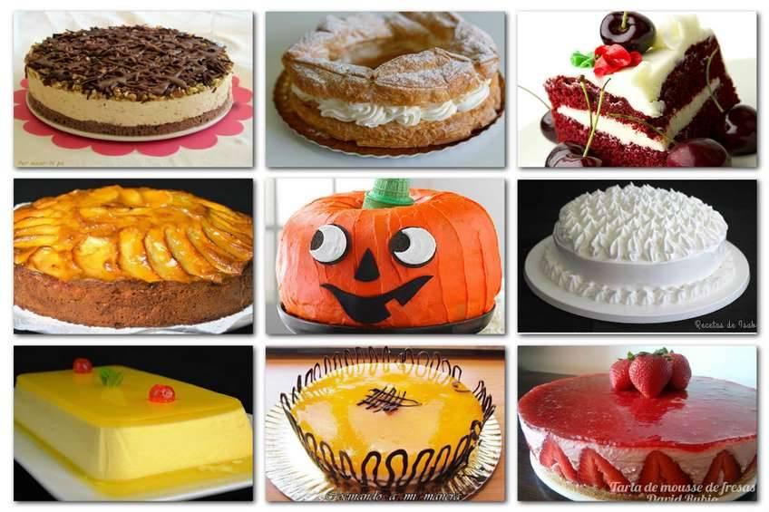 Truco o tarta, recetas para halloween