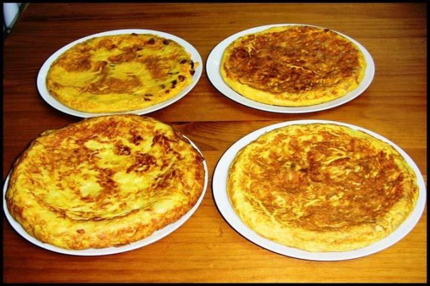 Tortillas De Patata Diferentes 1 Recetas Caseras