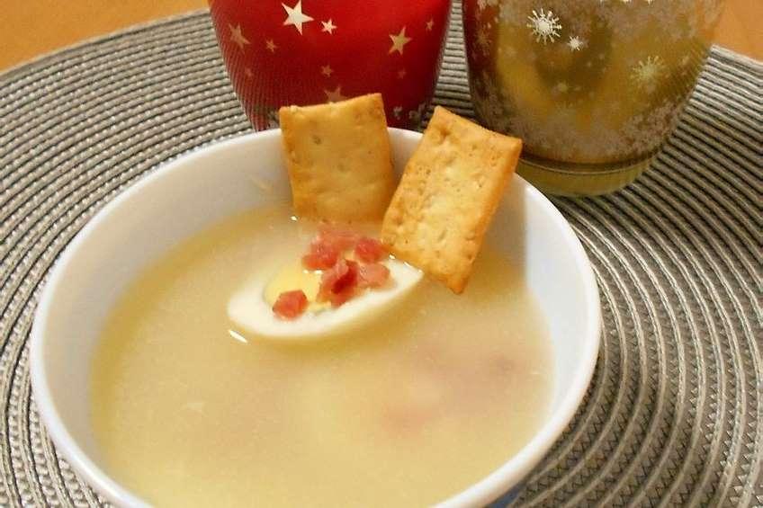 Especial navidad sopas y cremas for Consome de navidad