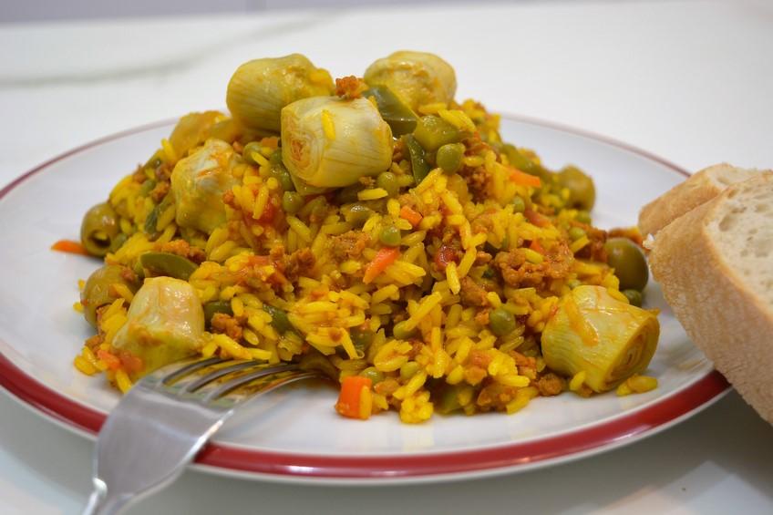 Receta para hacer paella y otros tipos de arroz - Como cocinar paella ...